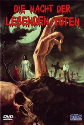 Die Nacht der lebenden Toten (1968) (Kleine Hartbox, Cover B, n/b, Uncut)