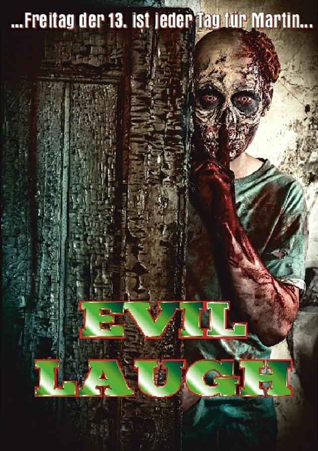 Evil Laugh (1986) (Kleine Hartbox, Cover C, Limited Edition, Uncut)