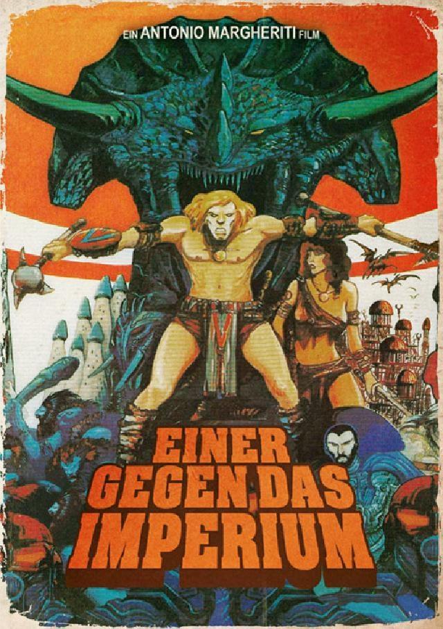 Einer gegen das Imperium (1983) (Edizione Limitata, Uncut)