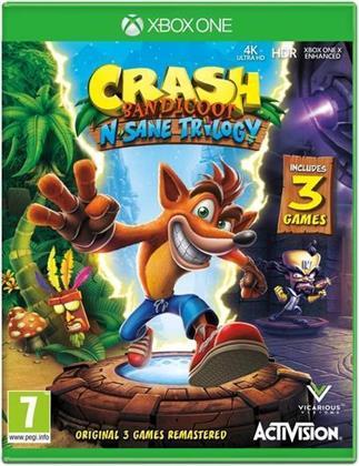Crash Bandicoot - N-Sane Trilogy