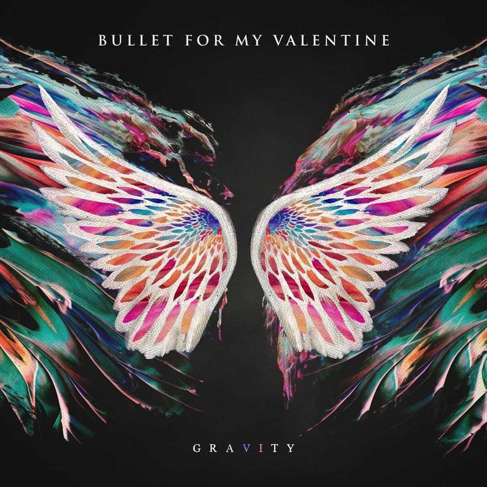 Bullet For My Valentine - Gravity (Digipack)