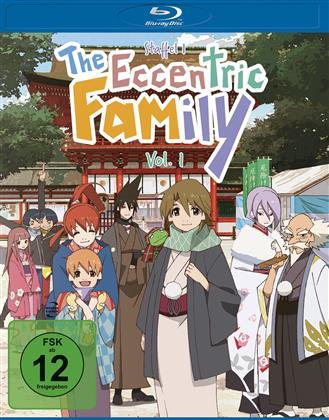 The Eccentric Family - Staffel 1 - Vol. 1