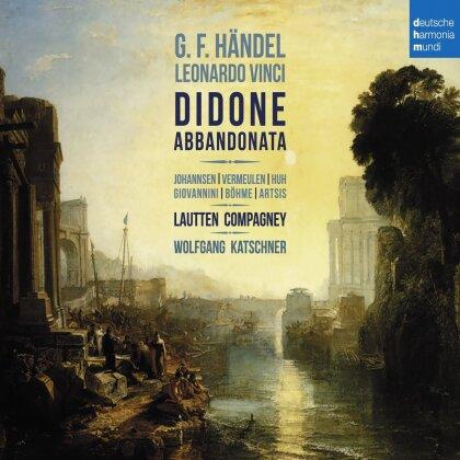 Robin Johannsen, Olivia Vermeulen, Antonio Giovannini, Georg Friedrich Händel (1685-1759), Leonardo Vinci (1690-1730), … - Didone Abbandonata (2 CDs)