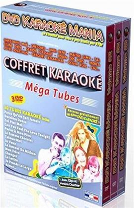 Karaoke - Méga Tubes - Karaoke Mania (3 DVDs)