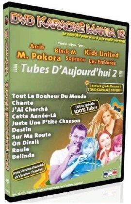 Karaoke - Tubes D'Aujourd'hui - Karaoké Mania Vol. 12