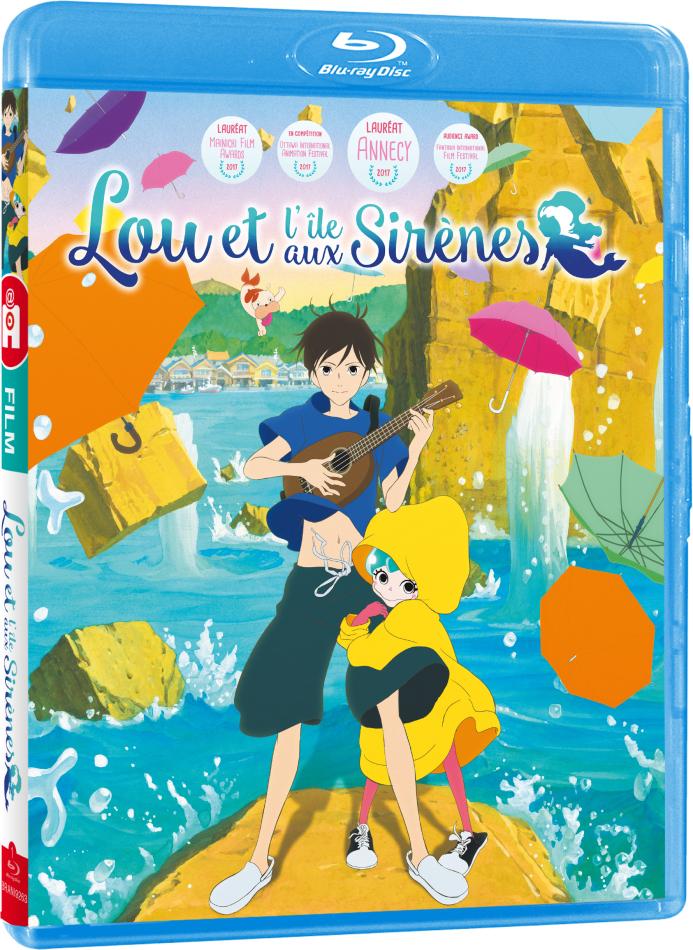 Lou et l'île aux Sirènes (2017)