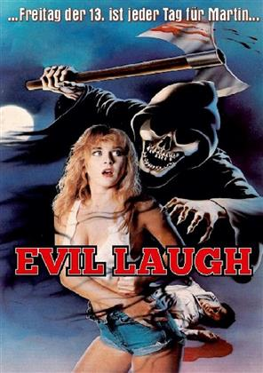 Evil Laugh (1986) (Kleine Hartbox, Cover A, Edizione Limitata, Uncut)