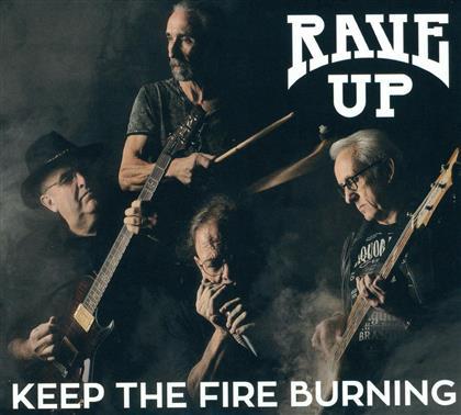 RaveUp - Keep The Fire Burning