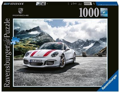 Porsche 911 - Puzzle