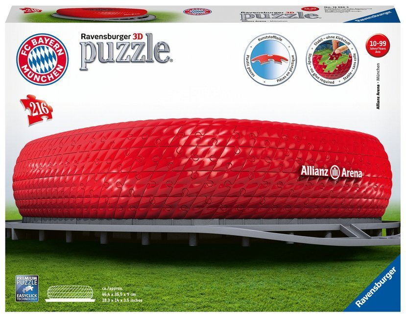 Allianz Arena - Puzzle