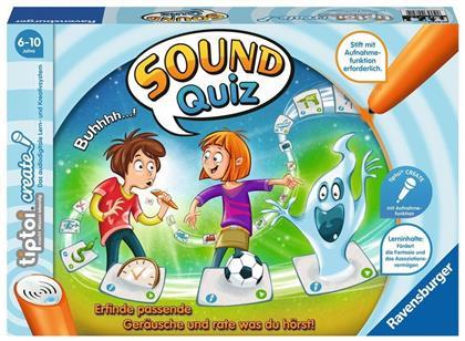 tiptoi create - Sound Quiz - Erfinde passende Geräusche und rate was du hörst!