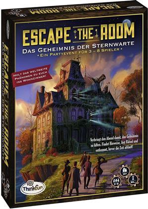 Escape the Room - Das Geheimnis der Sternwarte