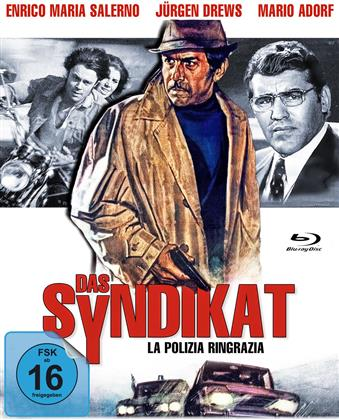 Das Syndikat (1972) (Limited Collector's Edition, Uncut, Blu-ray + 2 DVDs)