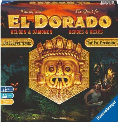 Wettlauf nach El Dorado: Helden & Dämonen - 1. Erweiterung
