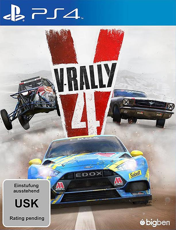 V-Rally 4 (German Edition)