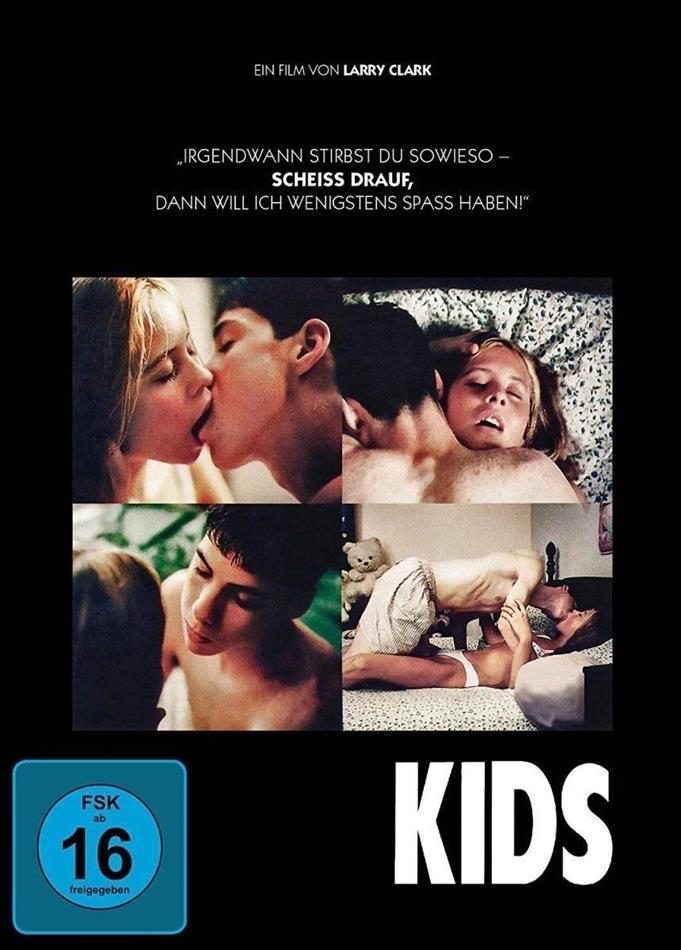 Kids (1995) (Filmjuwelen, Edizione Limitata, Mediabook, Blu-ray + DVD)