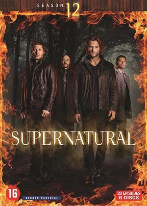 Supernatural - Saison 12 (6 DVDs)