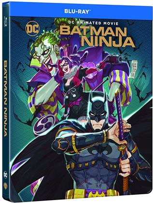 Batman Ninja (2018) (Limited Edition, Steelbook)