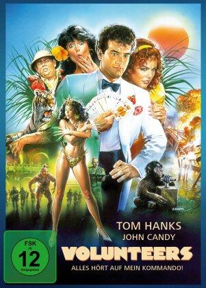 Volunteers - Alles hört auf mein Kommando (1985) (Filmjuwelen, Limited Edition, Mediabook, Blu-ray + DVD)