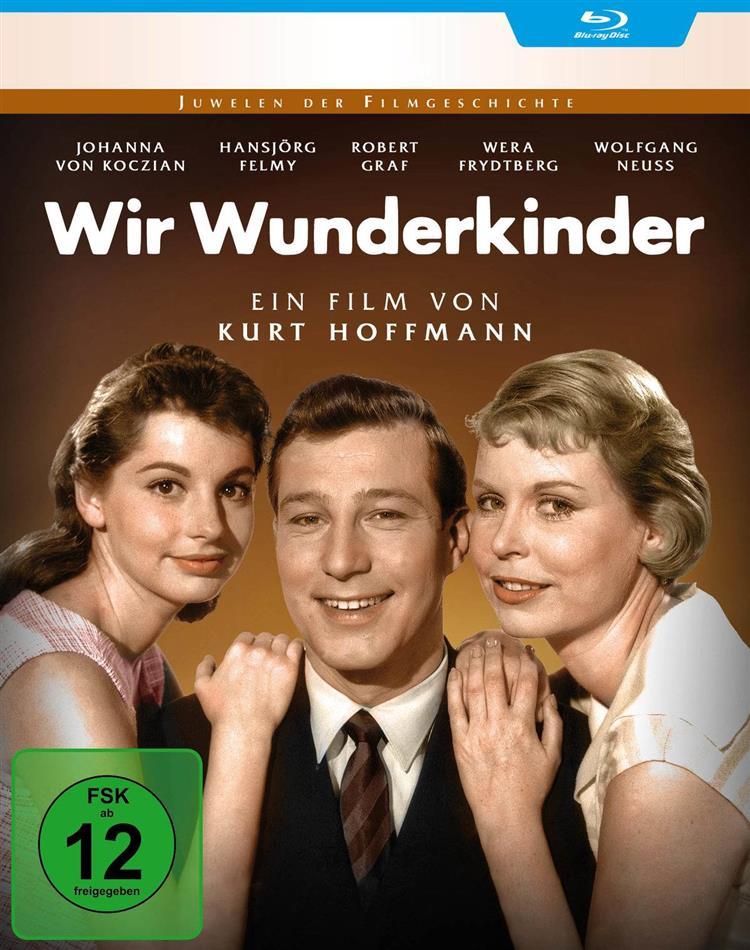 Wir Wunderkinder (1958) (Filmjuwelen, s/w)