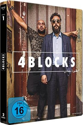 4 Blocks - Staffel 1 (Limited Edition, Steelbook, 2 Blu-rays)