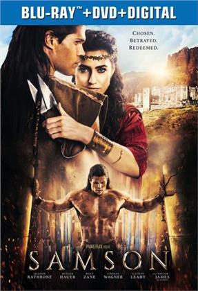 Samson (2018) (Blu-ray + DVD)
