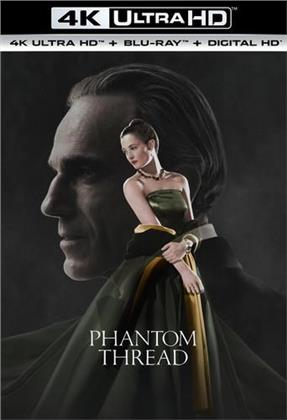 Phantom Thread (2017) (4K Ultra HD + Blu-ray)