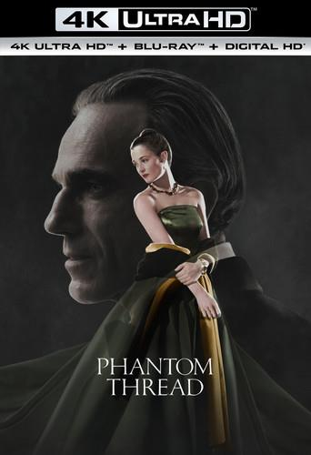 Phantom Thread (2017) (4K Ultra HD + Blu-ray)