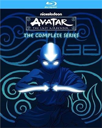 Avatar - The Last Airbender - The Complete Series (9 Blu-rays)