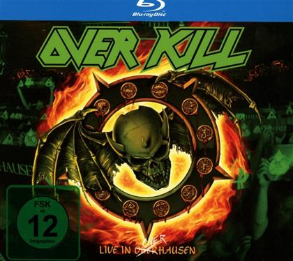 Overkill - Live in Overhausen (2 CDs + Blu-ray)
