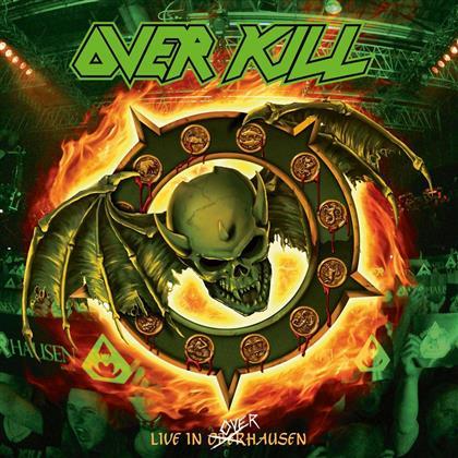 Overkill - Horrorscope - Live In Overhausen Vol.1 (2 LPs)