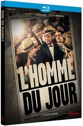 L'homme du jour (1937) (Gaumont Classiques, s/w, Blu-ray + DVD)