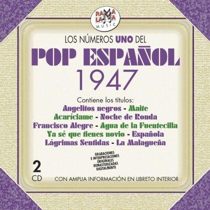 Los Numeros Uno Del Pop Espagnol 1947 (2 CDs)