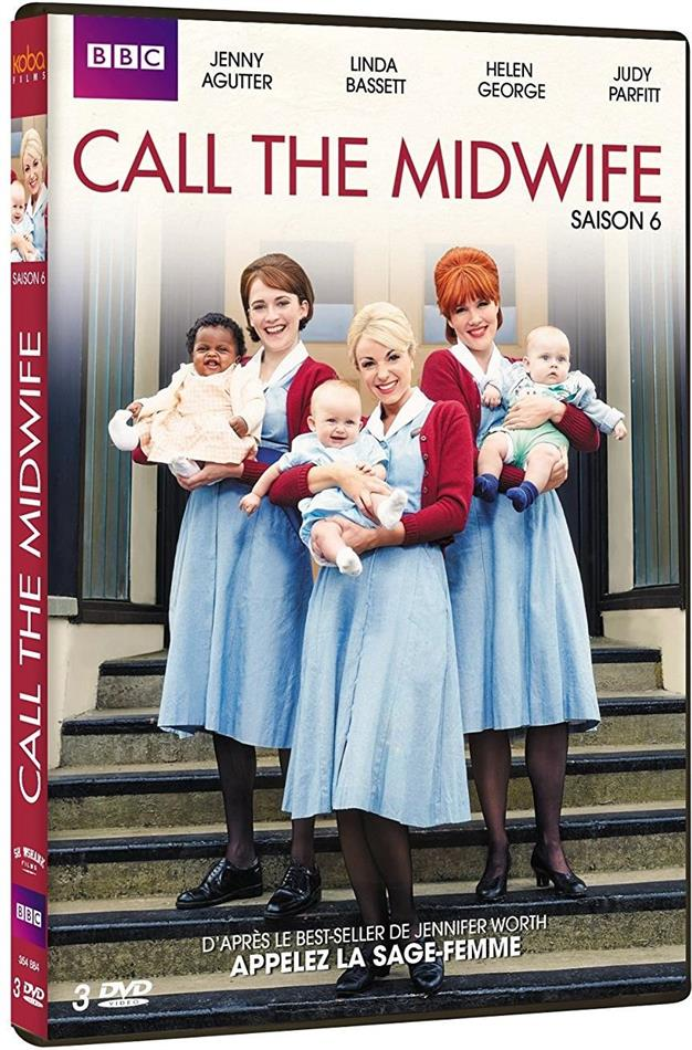 Call the Midwife - Saison 6 (BBC, 3 DVDs)