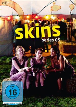 Skins - Staffel 5 (2 DVDs)