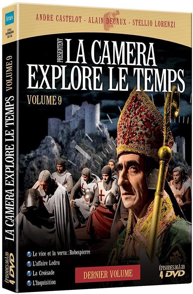 La caméra explore le temps - Volume 9 (s/w, 4 DVDs)