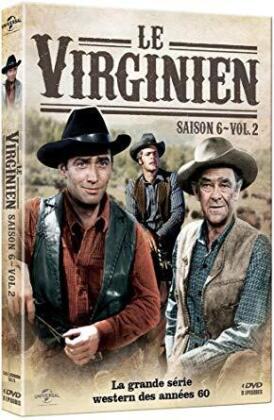 Le Virginien - Saison 6 - Vol. 2 (4 DVDs)