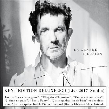 Kent - La Grande Illusion (Deluxe Edition, 2 CDs)