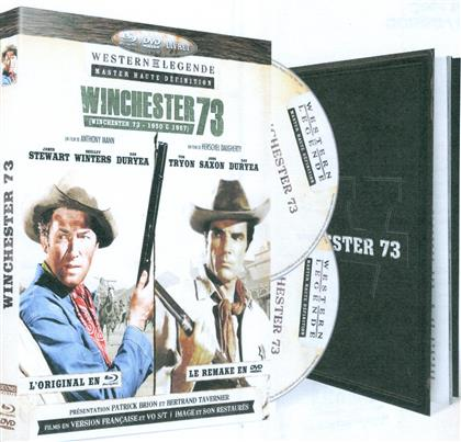 Winchester 73 (1950) (Edition Collector, Collection Western de légende, s/w, Limited Edition, Blu-ray + DVD + Buch)