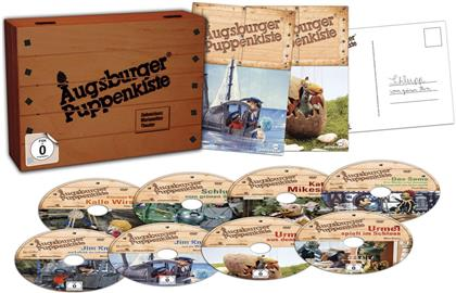 Augsburger Puppenkiste - Holzkiste (Special Edition, 3 Blu-rays)