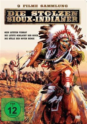 Die stolzen Sioux-Indianer