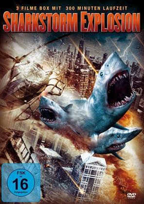 Sharkstorm Explosion - Tintorera / Planet of the Sharks / Ice Sharks