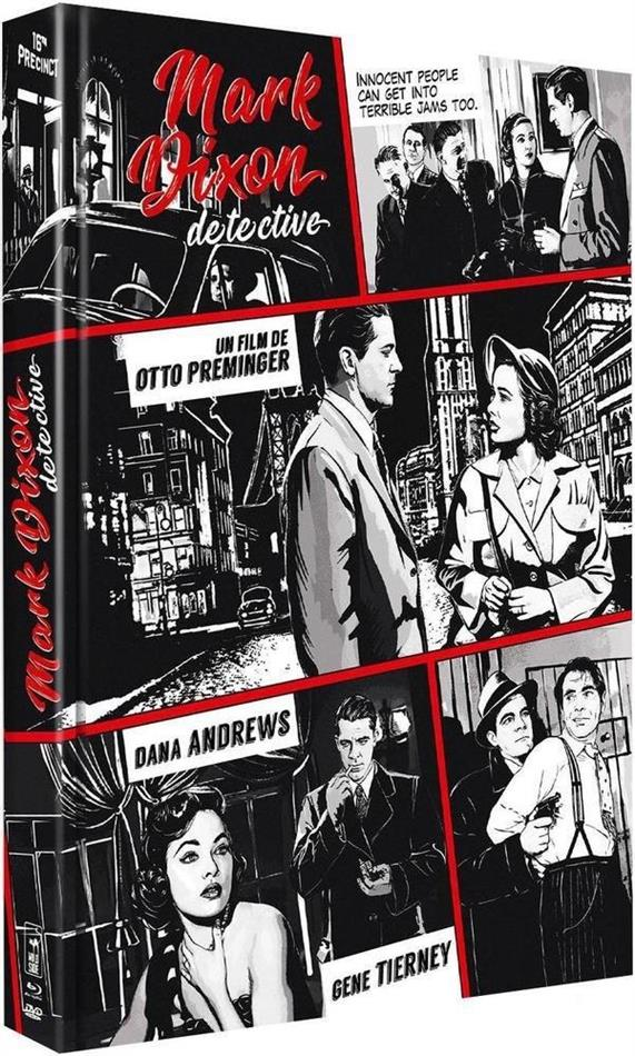 Mark Dixon - Détective (1950) (s/w, Limited Edition, Blu-ray + DVD)