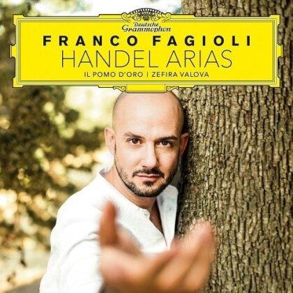 Franco Fagioli & Georg Friedrich Händel (1685-1759) - Arias (Japan Edition)