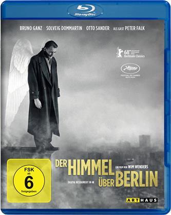 Der Himmel über Berlin (1987) (Arthaus, b/w, Special Edition)
