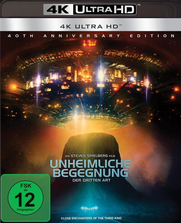 Unheimliche Begegnung der dritten Art (1977) (40th Anniversary Edition)