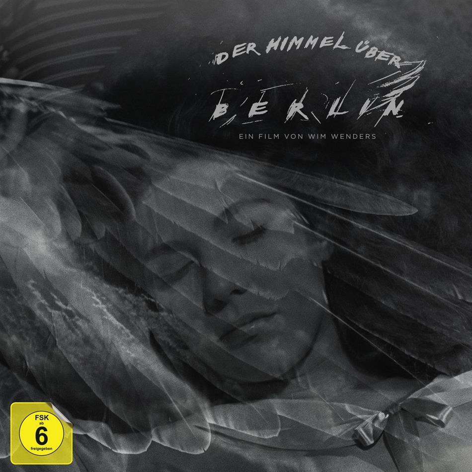 Der Himmel über Berlin (1987) (Collector's Edition, DVD + Blu-ray)