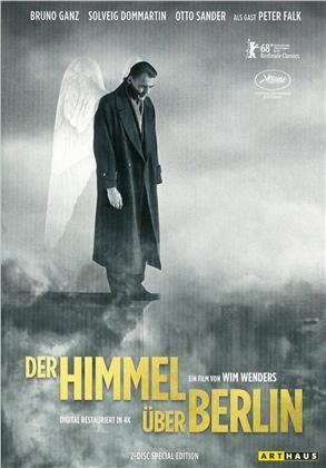Der Himmel über Berlin (1987) (Arthaus, Schuber, Restaurierte Fassung, Special Edition, 2 DVDs)