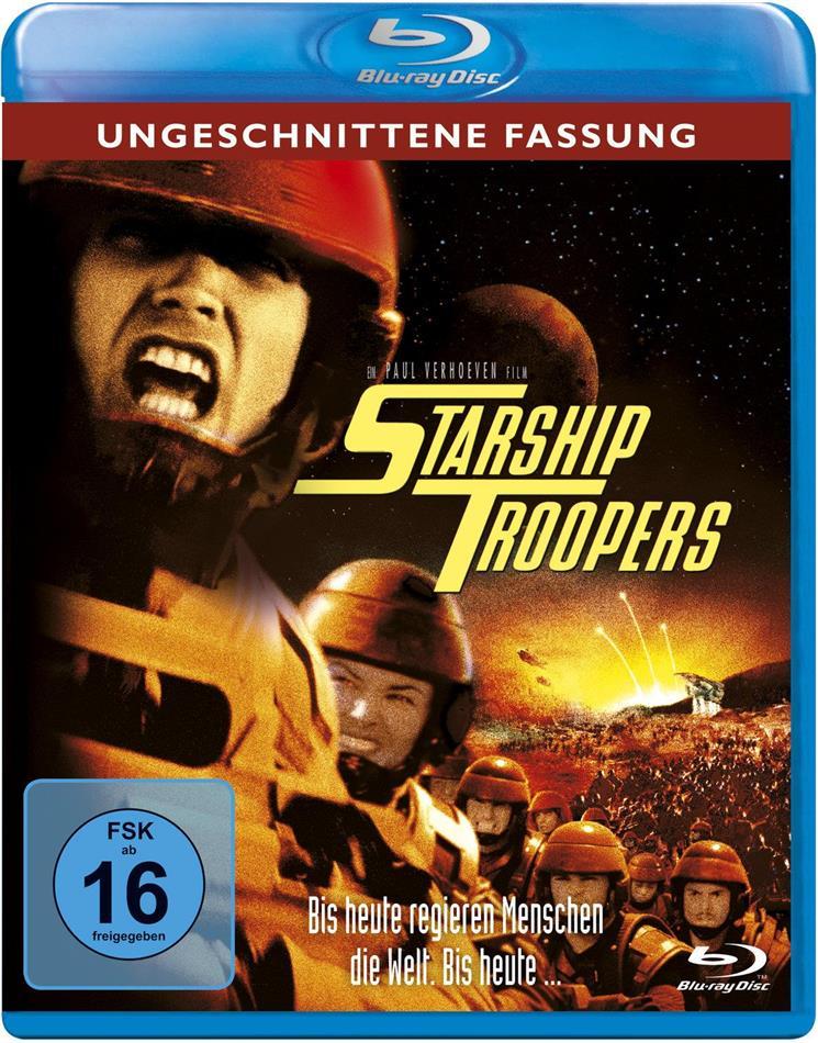 Starship Troopers (1997) (Uncut)