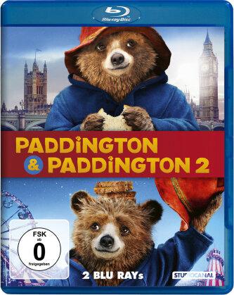 Paddington / Paddington 2 (2 Blu-rays)